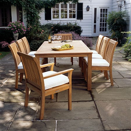 Kingsley-Bate Chelsea Dining Set
