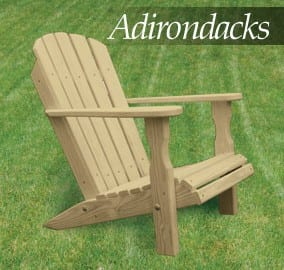 adirondak chairs ri