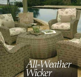 all weather wicker ri