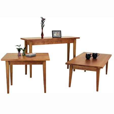 Lyndon Taper Leg Table