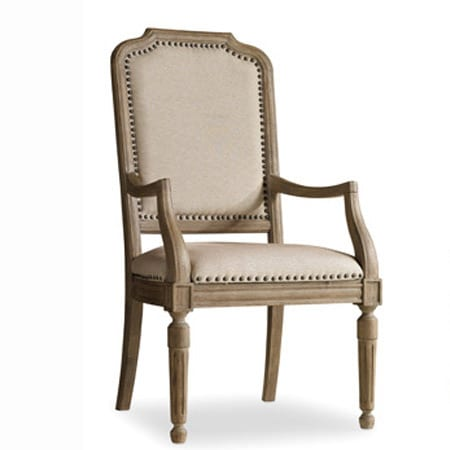 Hooker Upholstered Arm Chair
