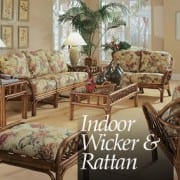 indoor wicker ratan ri