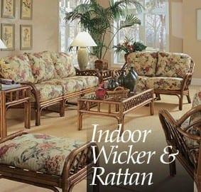 indoor wicker ratan ri