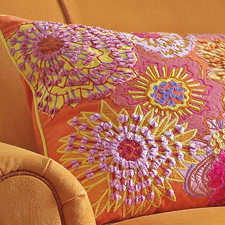 Company C Dippa Coral Pillow