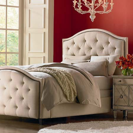 Bassett Vienna Arched Bed