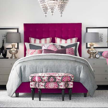 Bassett Duncan High Rectangular Bed