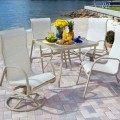 Windward Ocean Breeze 5-piece Dining Set