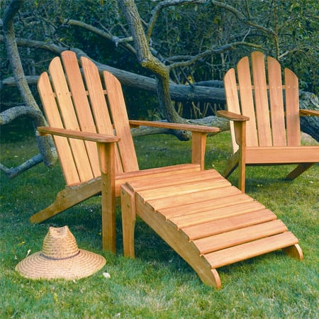 Kingsley Bate Adirondack Seating