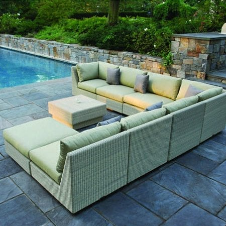 Kingsley Bate Westport Sectional