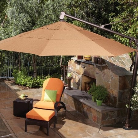 Treasure Garden 11' Octagon Umbrella