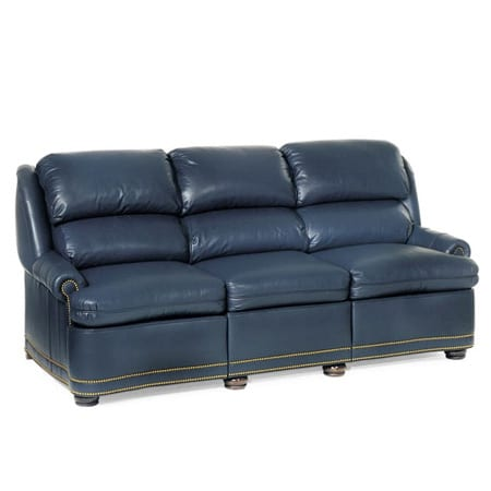 Austin Full Recline Sofa by Wesley Hall
