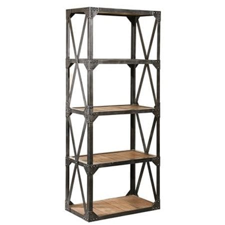 Bleeker Narrow Bookcase By Furniture Classics Mckays