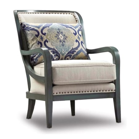 Sam Moore Carlisle Exposed Wood Chair Mckays Furniture