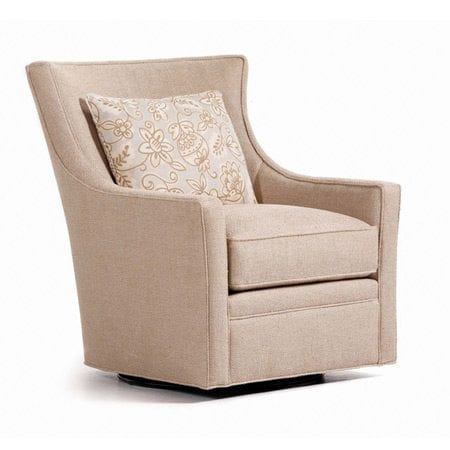 Delta Swivel Chair by Jessica Charles