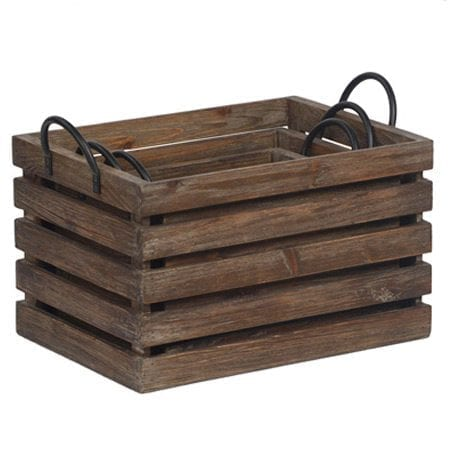Dovetail Rectangular Planter Set