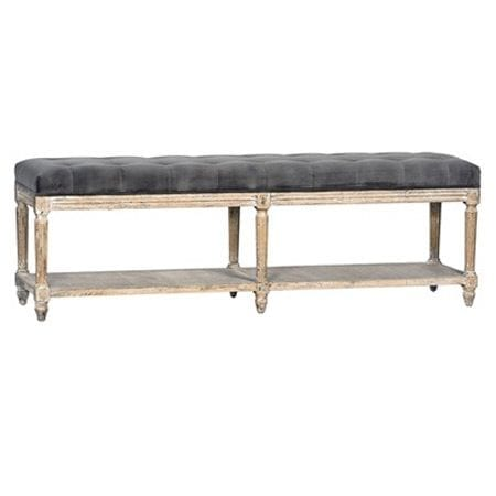 The Evans Bench by Dovetail