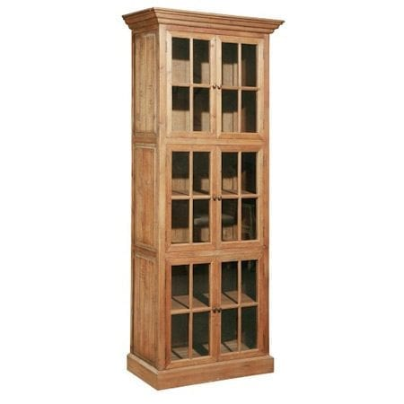 Furniture Classics Accents Solid Fir Single Stack Bookcase
