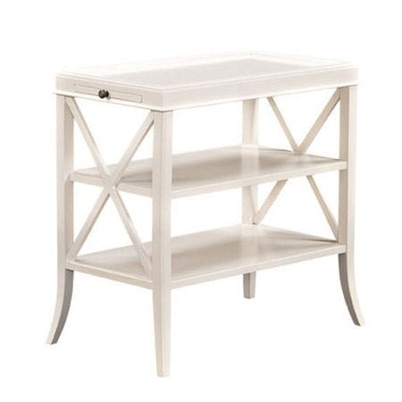 Fauld X End Table