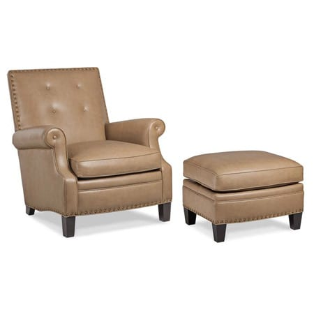 Hancock & Moore Founders Lounger