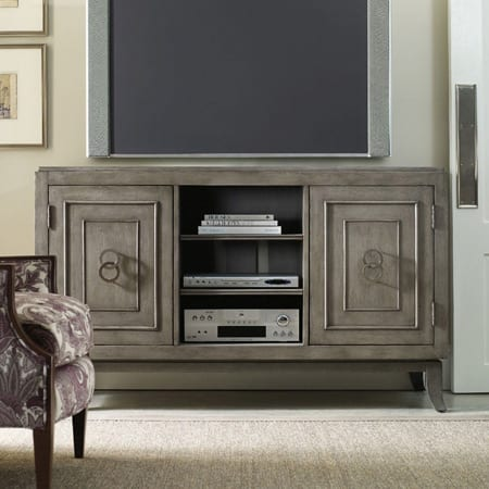 "Hooker Furniture Home Entertainment 60"" Entertainment Console"