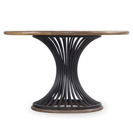 Hooker Furniture Dining Room Studio 7H Cinch Round Dining Table