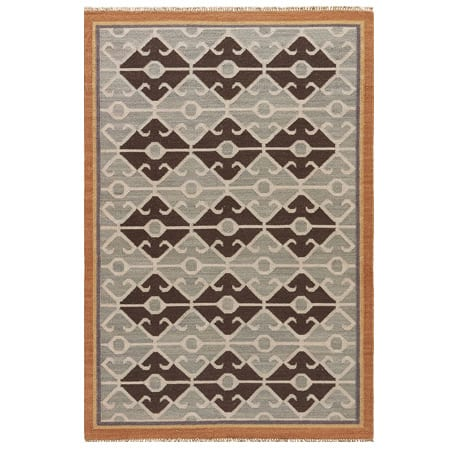 Anatolia Rug in Bone White & Wood Ash design by Jaipur