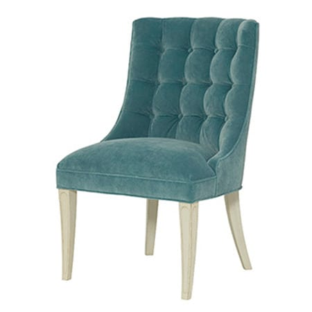 The Margot Dining Chair by Wesley Hall