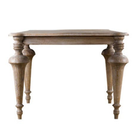Square Old Milton Table by Curations Limited