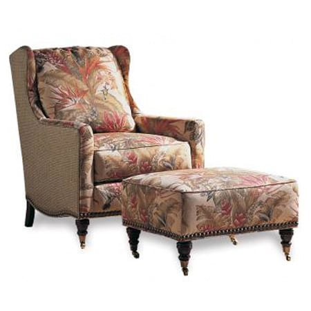 Sherrill Winged Lounge Chair