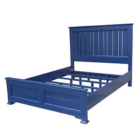 Tradewinds Cottage Bed