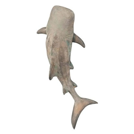 Willa Whale Wall Decor by Mercana