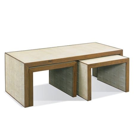 Zaine Nesting Cocktail Table by Sherrill