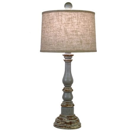 Zeugma Wooden Table Lamp