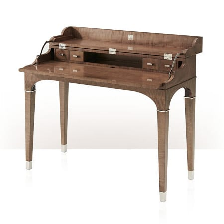 Platinum Author Desk by Theodore and Alexander