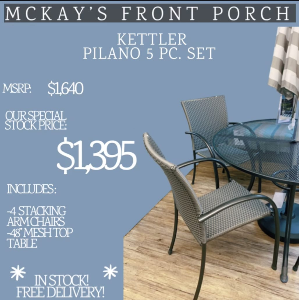 Mckay S Furniture Unadvertised Specials Closeouts Mckays Furniture